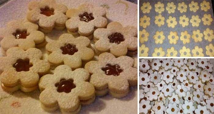 NapadyNavody.sk   15 najlepších receptov na vianočné pečenie z lineckého cesta