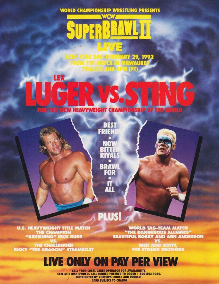 WCW WorldWide : Photo