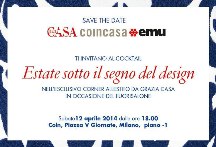 Coincasa presenta la collezione Estate 2014 e le novità in esclusiva EMU, brand made in Italy qualificato nel segmento outdoor.