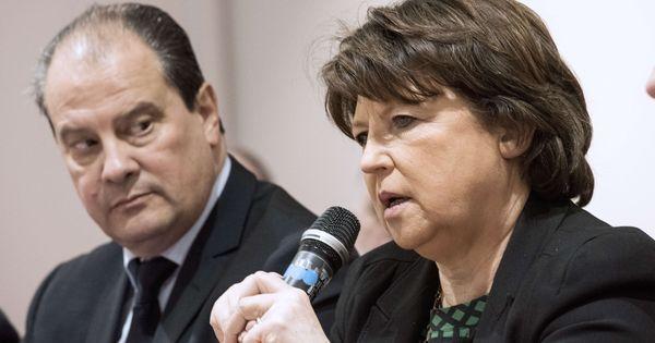 Martine Aubry engage le fer avec Xavier Bertrand