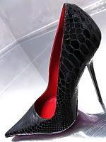 1969 ITALY LEDER HOHE VIP Damen Sexy High Heels Pumps K89 Best Leather Übergröße