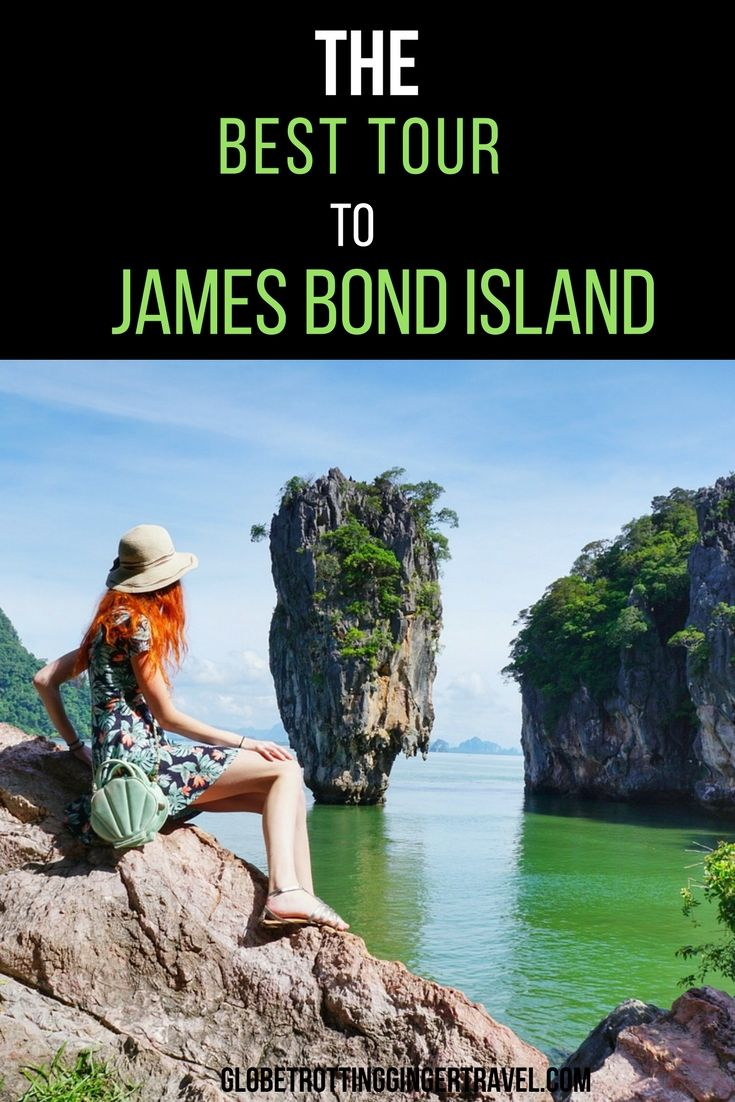 Find out the best tour to take from Phuket to James Bond Island, Thailand! The tour also includes canoeing through sea caves and much more!