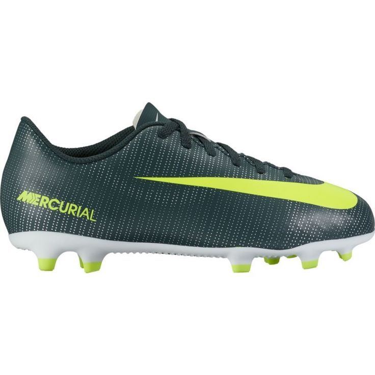 Nike Kids' Mercurial Vortex III CR7 FG Soccer Cleats, Boy's, Size: 4.5