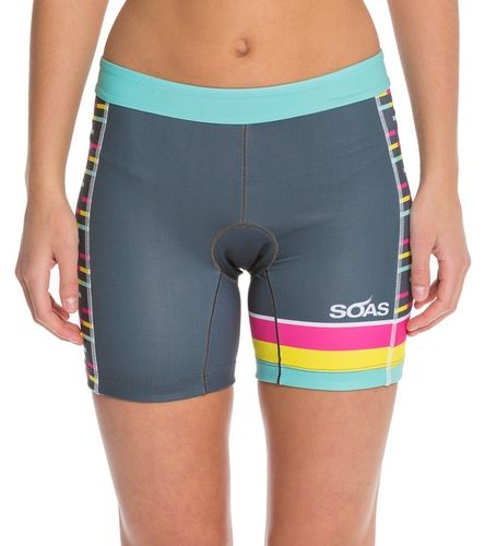SOAS Racing Women's Triathlon Shorts at SwimOutlet.com - Free Shipping