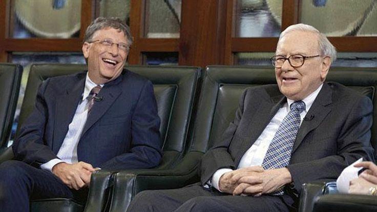 Warren Buffett & Bill Gates on Capitalism, Financial Crisis and America