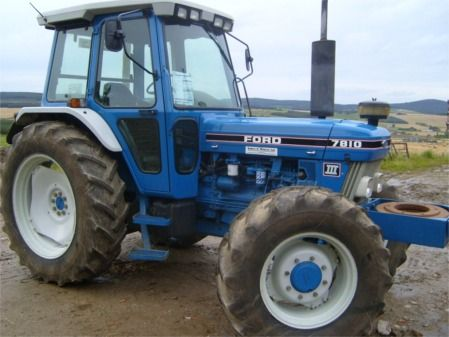 Ford 7810 tractor for sale #1