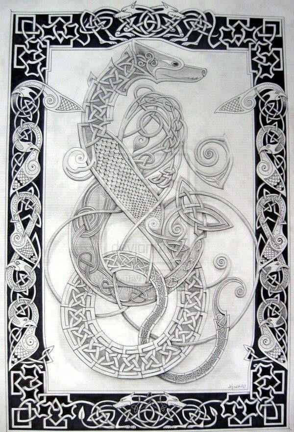 Celtic Dragon                                                                                                                                                                                 More