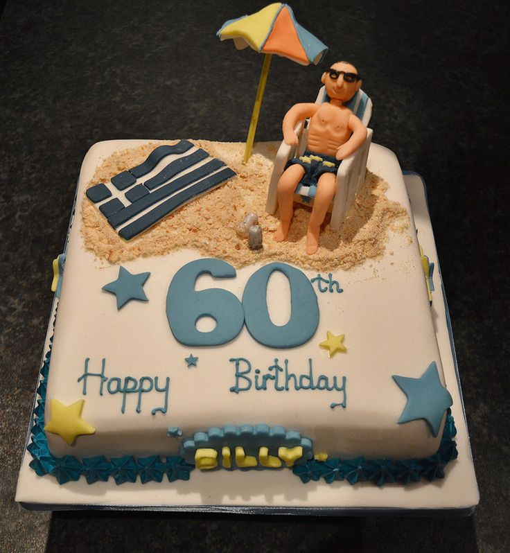 60th Cake Cakes Cookies Sweets 60th Birthday Cakes