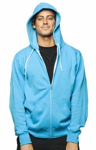 Independent Trading Co Unisex Full Zip Hooded Sweatshirt. AFX90UNZ (bestseller)