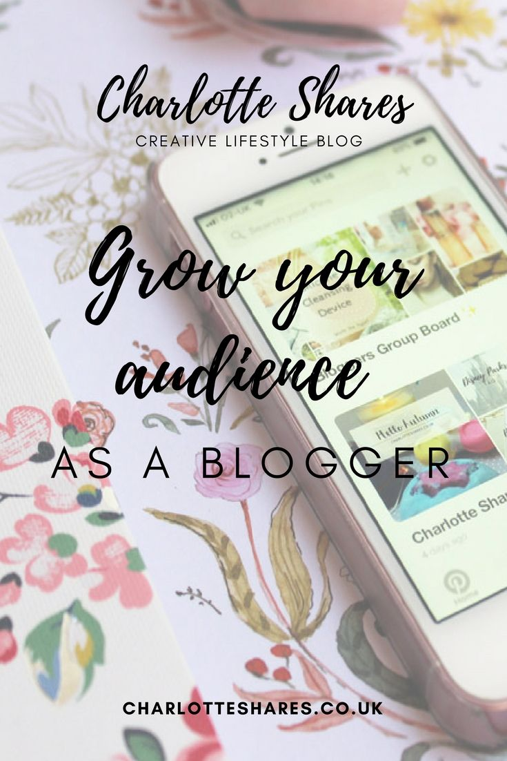 3 ways to grow your audience as a blogger