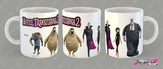 Hotel Transylvania 2 mug Aangepaste mok gepersonaliseerde mok