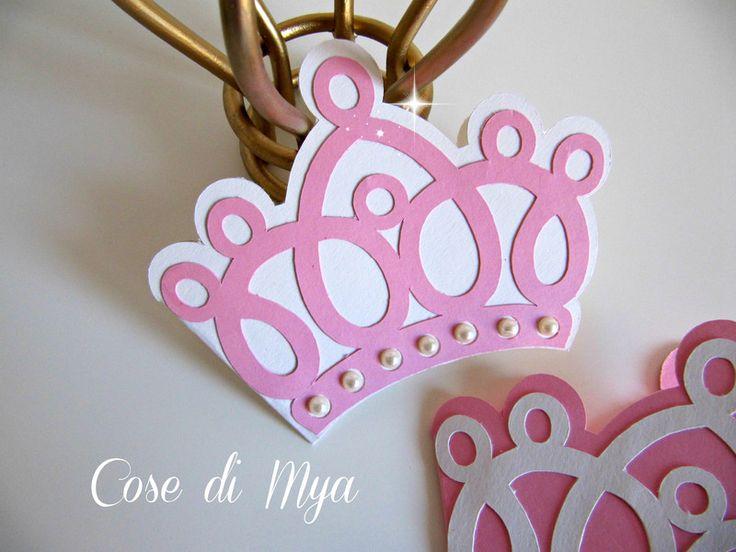 Inviti - Inviti per Principi e Principesse - un prodotto unico di Cose-di-Mya su DaWanda