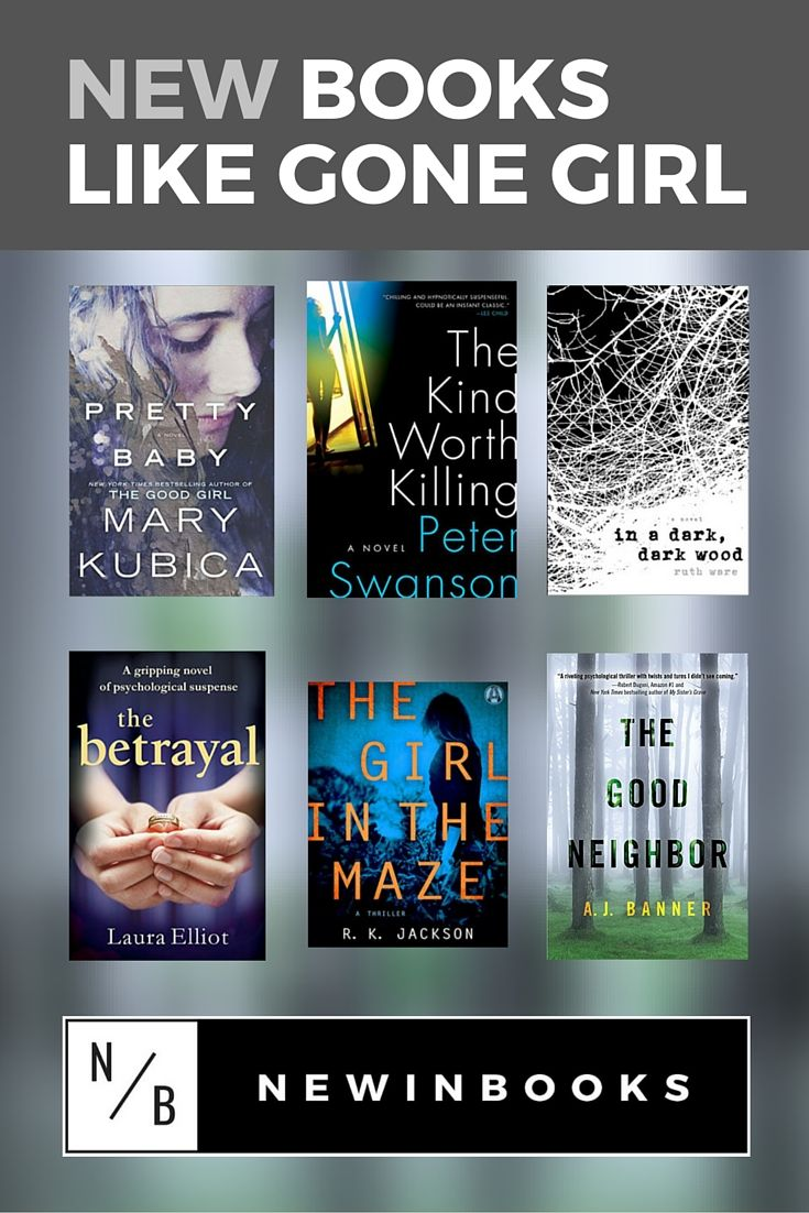 Books Like Gone Girl: 2015 New Books To Read