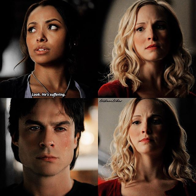 TVD [08x10] I LOVED THIS EPISODE, my favorite this whole season tbh. Also I don't hate Damon that much anymore — Thoughts on this episode?