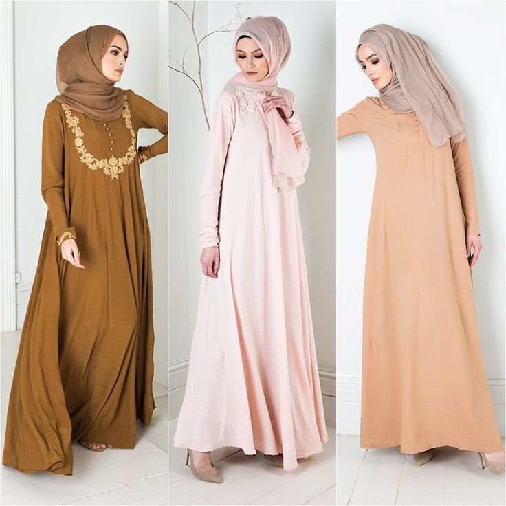 Beautiful Casual Abayas - Shop Online