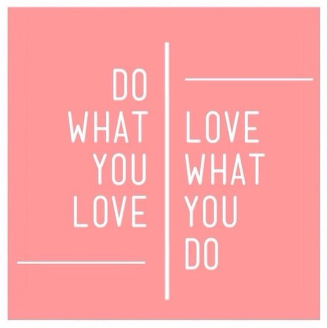 Do What You Love Quotes : Do What You Love Inspiring Quotes Pinterest
