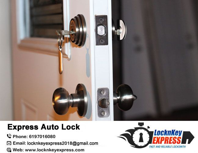 Locksmith Express Provides Auto Lock The Fastest And Most