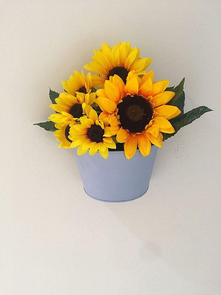 176 best Faux Flower Arrangements images on Pinterest   Etsy shop ...