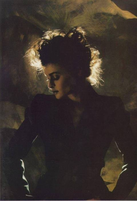 Helena Bonham Carter - damn, she's so amazing and totally true to herself!