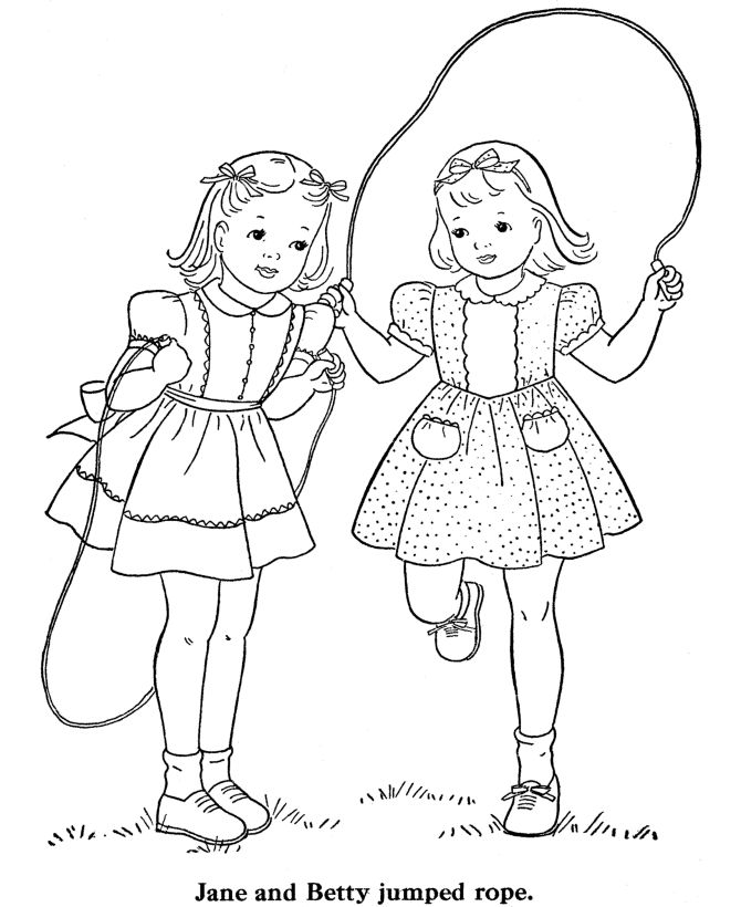 Best 25 Coloring Pages For Girls Ideas On Pinterest Kids - girl and boy coloring pages printable