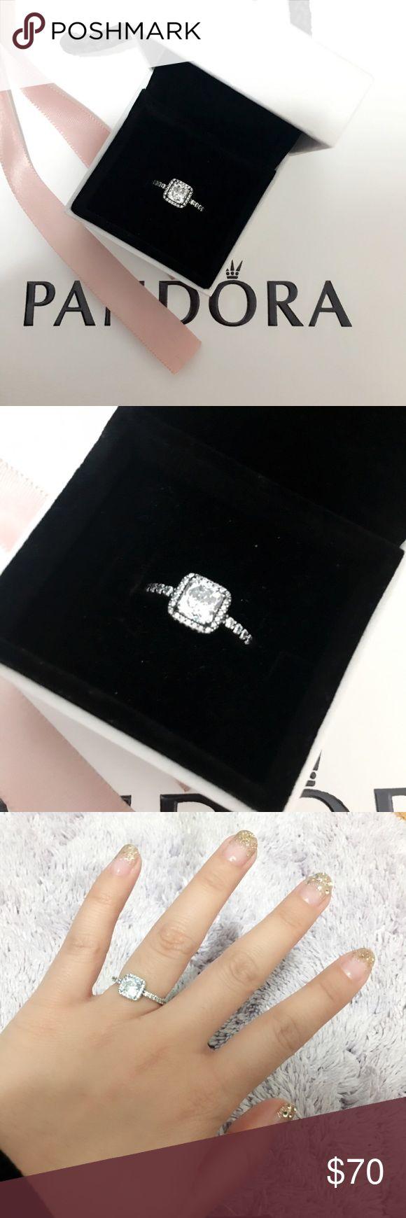 Pandora  Timeless Elegance Ring New never worn Pandora Jewelry Rings