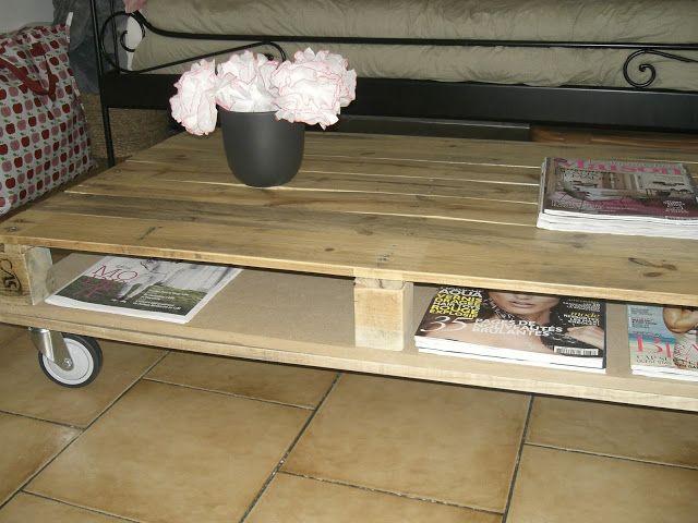 92 best idée de meuble en palette images on Pinterest Woodworking