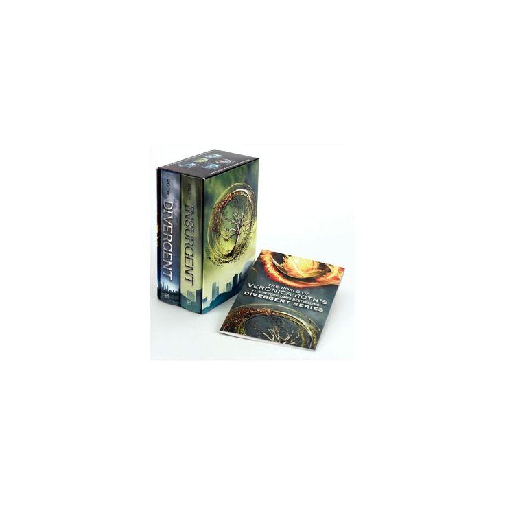 Divergent / Insurgent (Hardcover) (Veronica Roth)