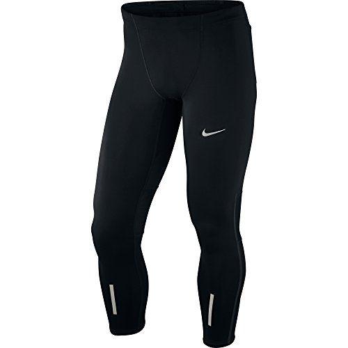 NIKE collant de sport pour homme tech S Noir - Noir/argenté/éléments réfléchissants Nike http://www.amazon.fr/dp/B00S28RUOG/ref=cm_sw_r_pi_dp_YLeHwb1VH0GD0