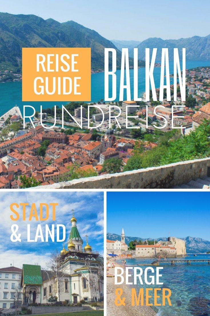 Hier findest du alle Infos über Bulgarien, Mazedonien, Albanien, Montenegro, Kroatien, Serbien und Serbien – für deine individuelle Balkan Rundreise