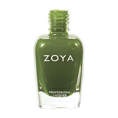 Zoya Nail Polish ZP524  Shawn  Green Nail Polish Cream Nail Polish