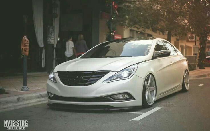 hyundai sonata hybrid low tire pressure