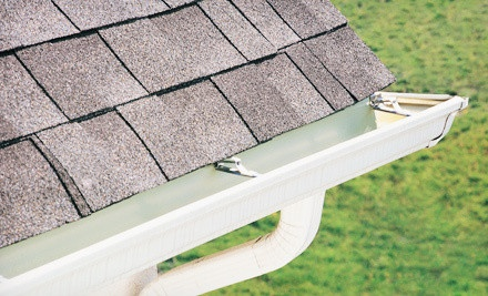 how to clean gutters you can t reach