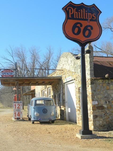 Spencer, MO on historic Route 66