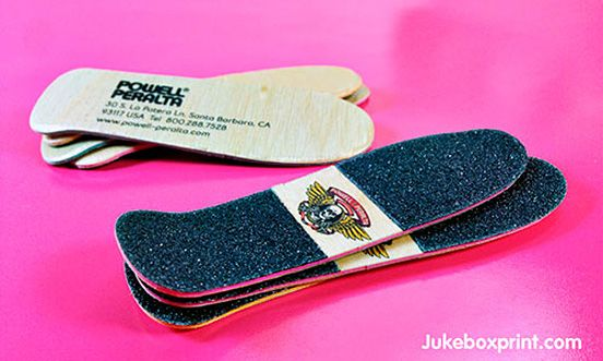 Powell Peralta Business Card
