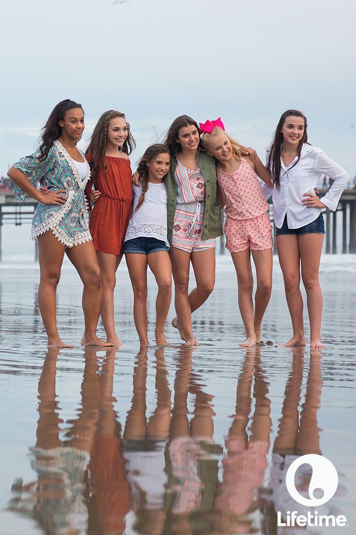 No better friends than the girls from Dance Moms!