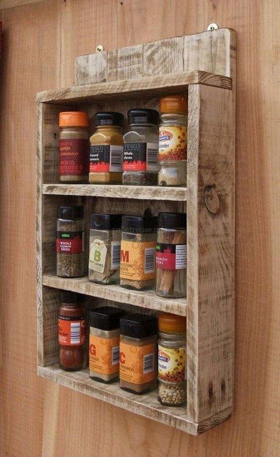 30+ Diy Cheap Wooden Pallet Shelve Ideas