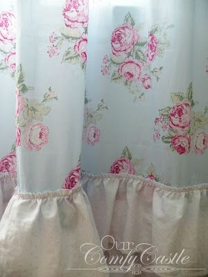 Best 25 Shabby Chic Curtains Ideas On Pinterest Drapes