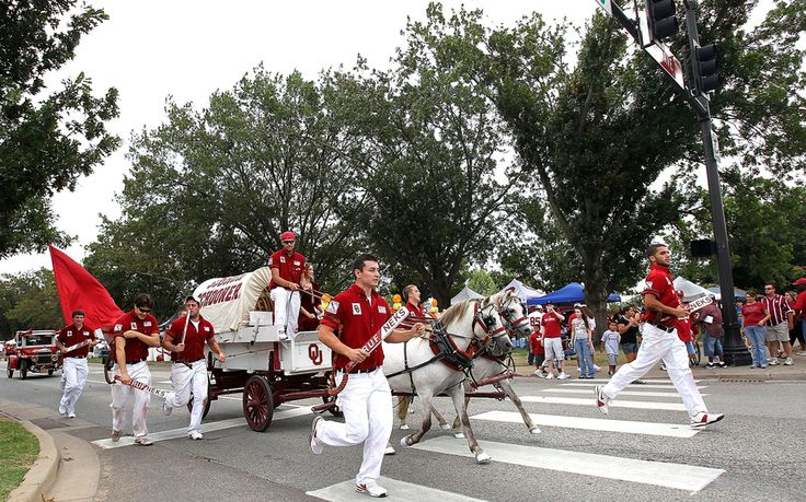 Norman, Oklahoma - America's Best College Football Towns | Travel + Leisure