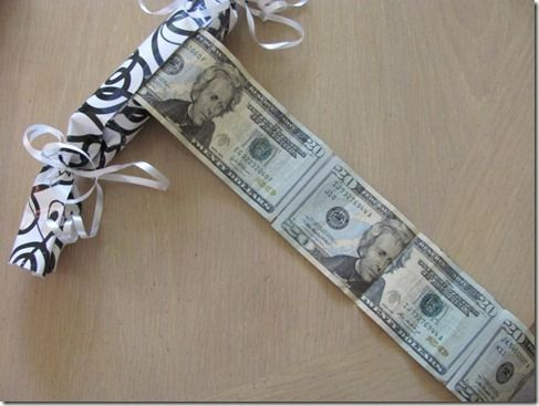 MONEY GIFT - Money Roll