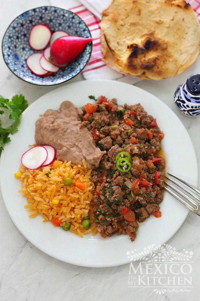 Easy Mexican Recipes With Ground Beef