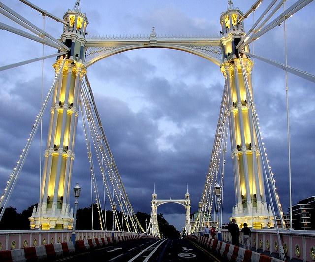 Albert Bridge Towers,chelsea,london