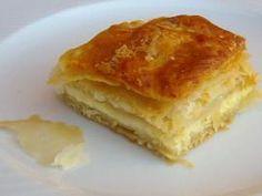 Η τυρόπιτα της κυρίας Άννας - με σπιτική μακεδονική σφολιάτα | TasteFULL