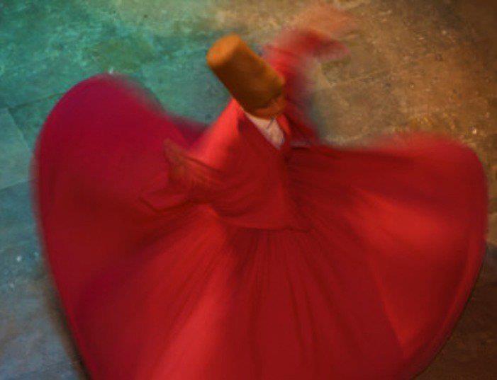 Dance du derviche tourneur