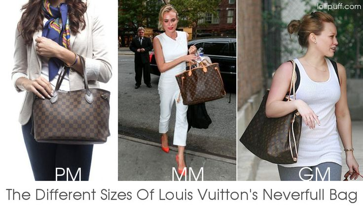 Louis Vuitton uses several acronyms and a number system to size many of their bags. This guide will explain what BB, PM, MM, and GM stands for.