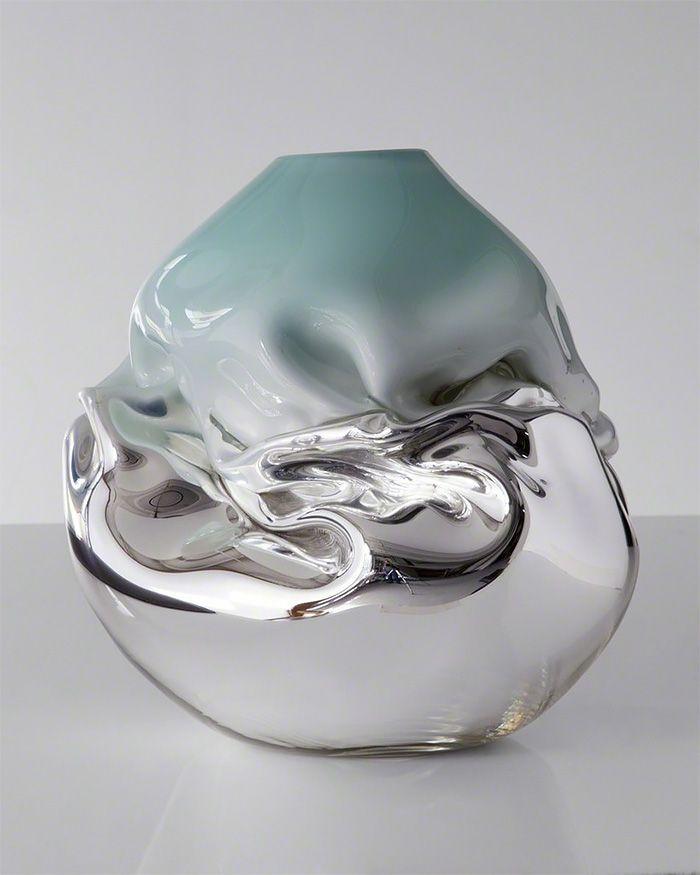 Glass Artworks by Jeff Zimmerman #melting #stylepark