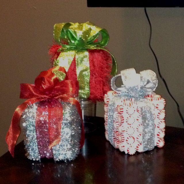DIY Christmas Decor!