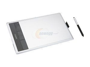 WACOM Bamboo Create Tablet  I would LOVE to have one of these for my very one.  I'd love it and hold it and *sigh* it would just be wonderful. *dreams*  UPDATE: I have one of my very own. and it's just as I dreamed it would be. :)