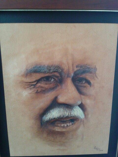 """Cuando con alto relieve (Pueblito Boyacense)   Gabriel Garcia Marquez """"Gabo"""""""