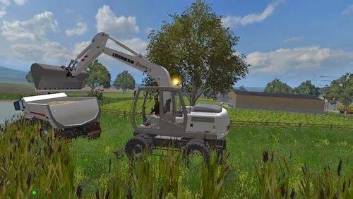 Pack travaux public farming simulator pinterest for Pack travaux