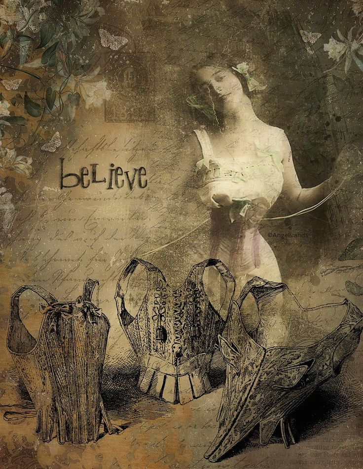 BELIEVE ARTWORK ©AngeBrands..All rights reserved  I used the STUNNING materials by Pop Stock Images  All available @ E-Scape and Scrap CORSETS Digital Images https://www.e-scapeandscrap.net/boutique/index.php?main_page=product_info&cPath=113_308&products_id=14262#.V_ajTvmLSUk Antique Fruit and Vine Images https://www.e-scapeandscrap.net/boutique/index.php?main_page=product_info&products_id=14290#.V_agM_mLSUk Words with Wings https://www.e-scapeandscrap.net/boutique/index.php?main_page=pro
